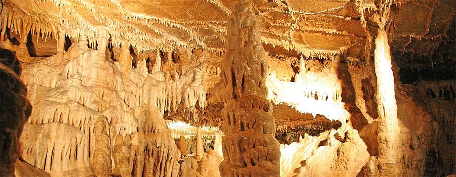 Jeskyně - Moravský kras